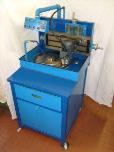 Manutenzione affilatrice meccanica